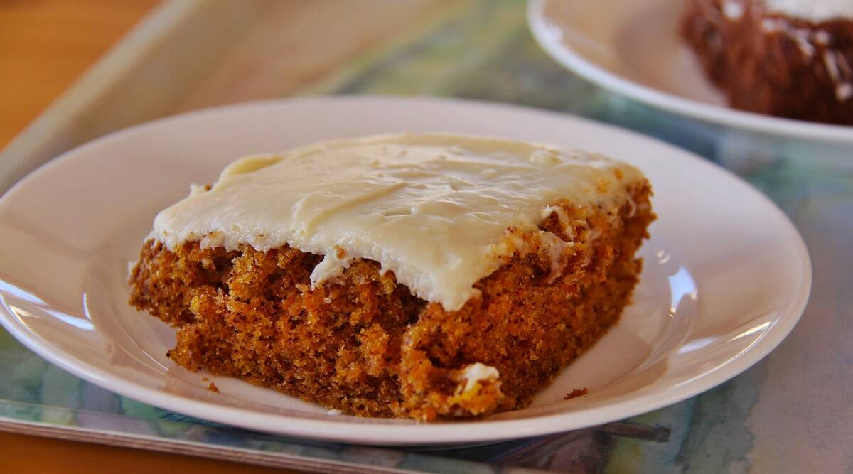 Enjoy your favorite carrot cake with this 1 minute mug recipe
